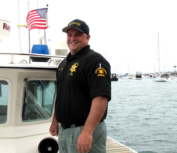 Meet Sean Scoles, Newport's New Mooring Deputy