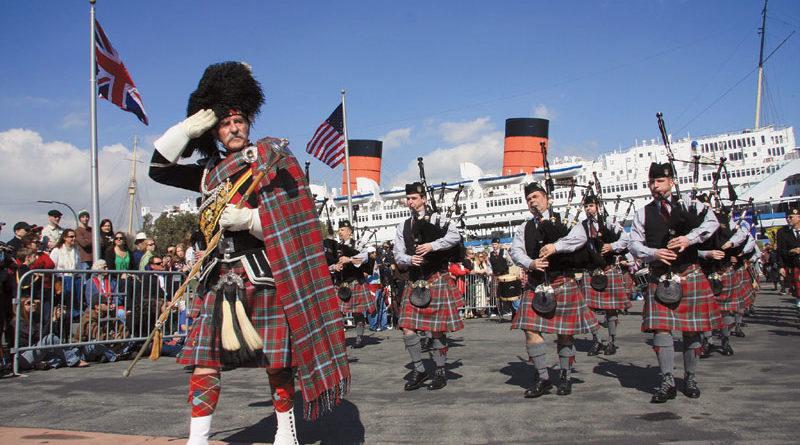 Queen Mary to Host 19th annual Scottish Festival