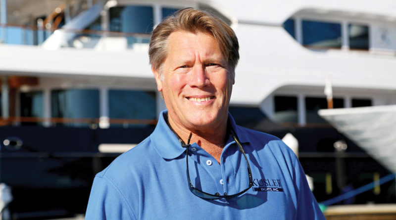 Scott Veach joins Kusler Yachts