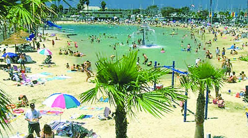 Seaside Lagoon Summer Testing Went Swimmingly