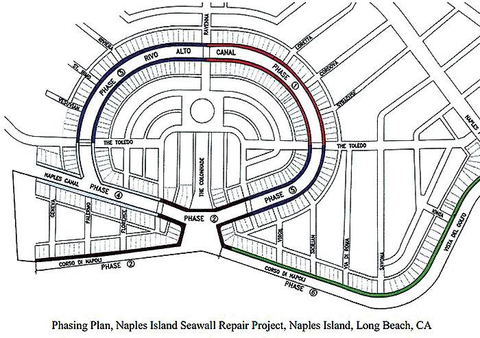 Naples Seawall Repairs Get Coastal Commission OK