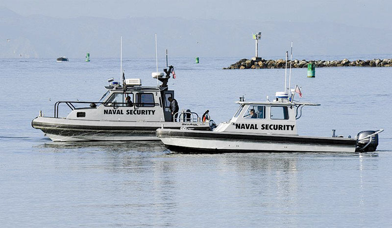 Anaheim Bay Naval Exercises Go As Planned