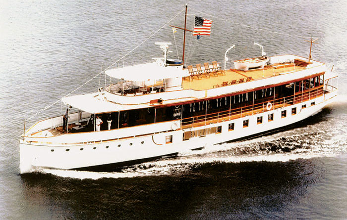 Judge Says Lender Can Seize Presidential Yacht