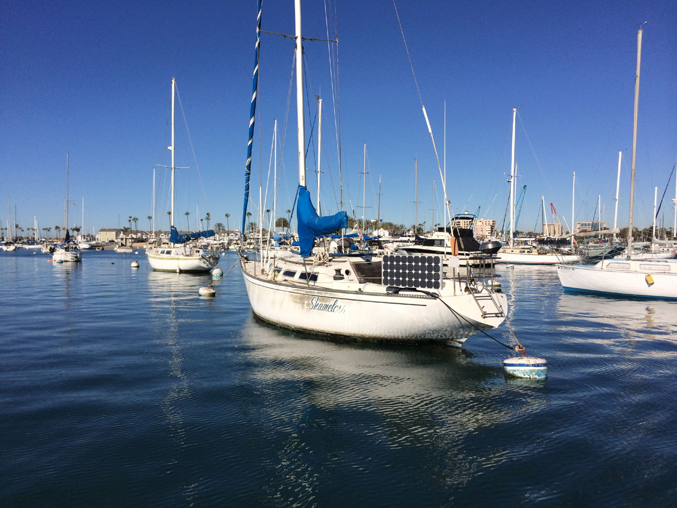 Newport Beach receives grant to remove abandoned vessels
