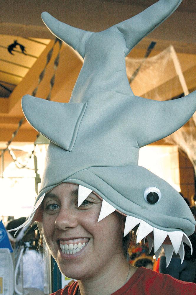 Haunted Birch Aquarium offers Halloween Fun