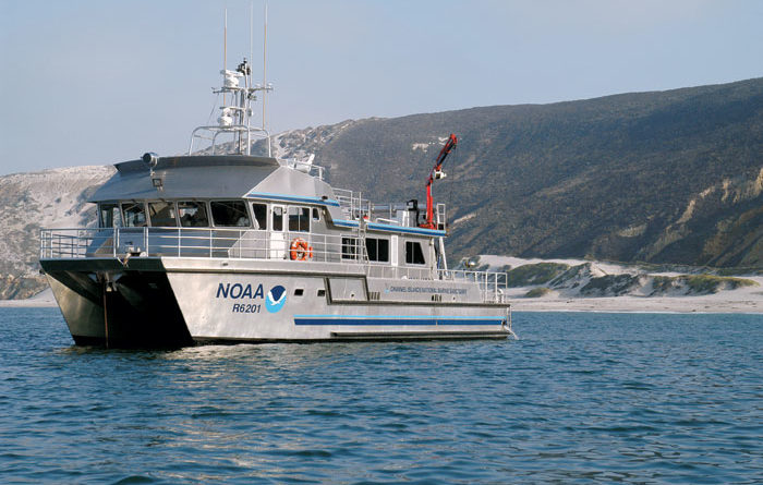 SB Commission Recommends Research Vessel Stay