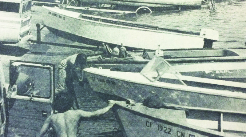 1979: Boats appear to have adequate fuel supply