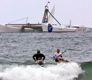 Jack Shimko Completes 15 Days at Sea in Paddle2Live