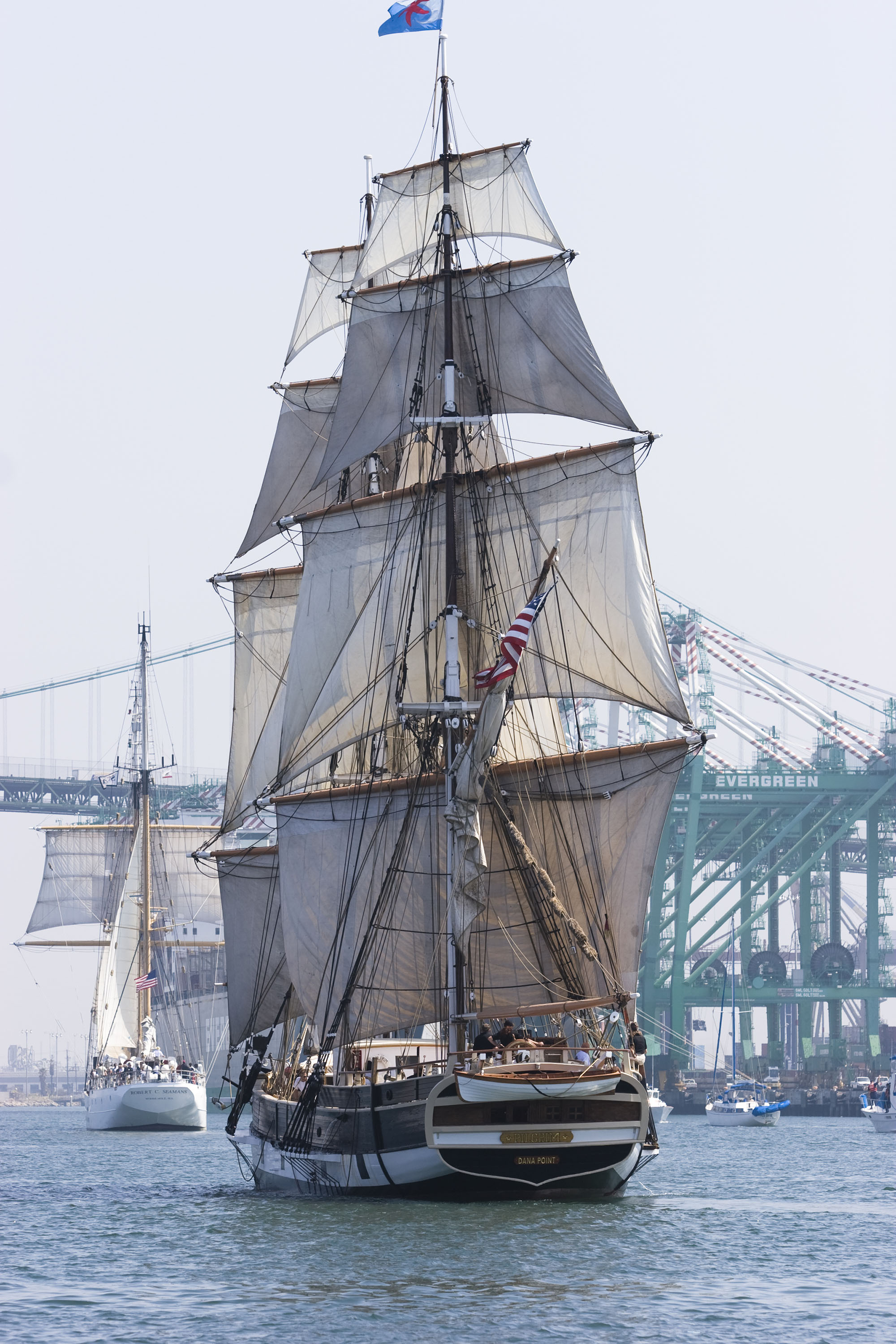 Tall Ship Festival sails in L.A.