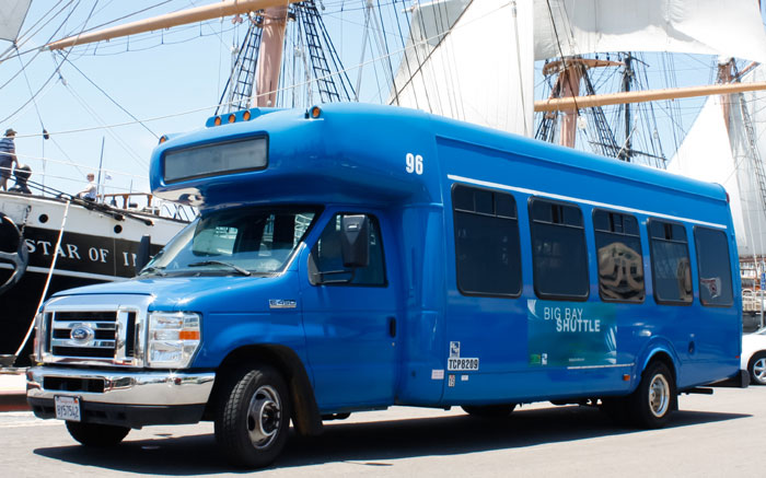 Big Bay Shuttle Service Runs Through Labor Day