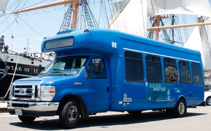 Big Bay Shuttle Service Runs Through Labor Day
