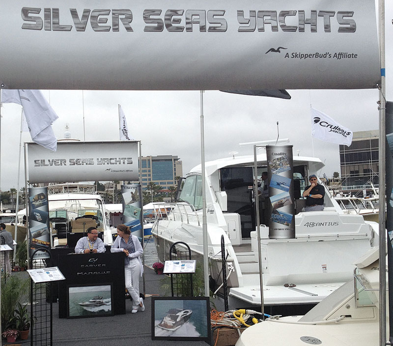 Silver Seas Yachts Opens New Office, Hosts Demo Days