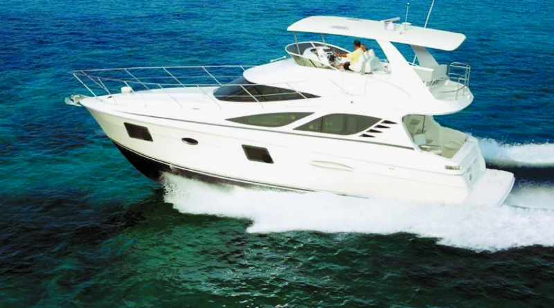 Silverton 40 West Coast Edition to Debut in San Diego