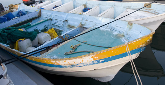 Coastal Smuggling Poses Dangers -- to Culprits