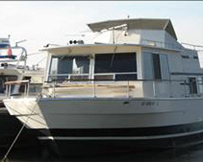Delta Houseboat Reportedly a Meth Lab; 2 Dead