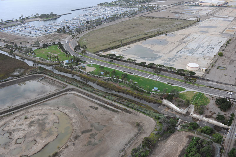 Bayfront Master Plan Going to Coastal Commission