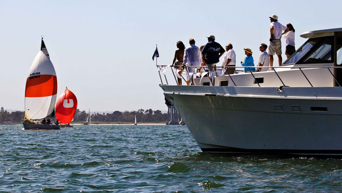 Boaters Set Sail to Raise Money for Hospice Homes