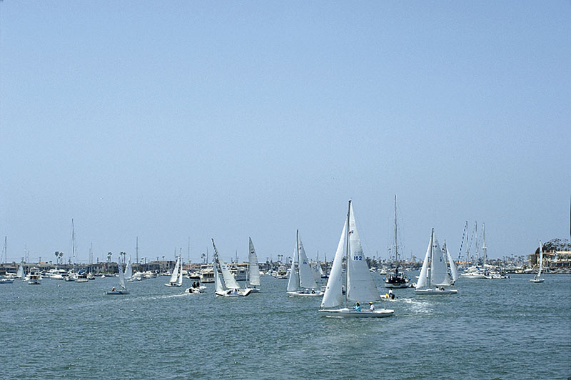 Keeping Newport Nautical, Starting with Speed Limit