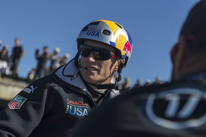 America's Cup Skipper Jimmy Spithill Now a 'Free Agent'