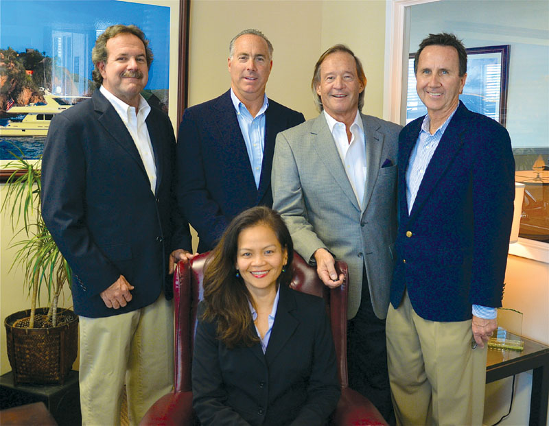 Crow's Nest Yachts' Newport Office Purchased