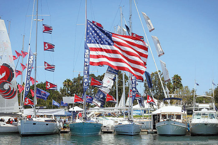 Strictly Sail Long Beach Boat Show Opens Oct. 18