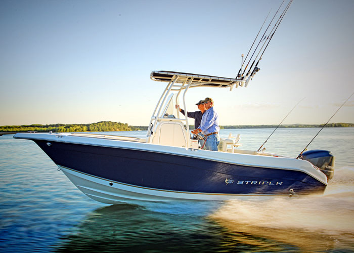 Win a Boat or SUV While Supporting Kids' Fishing