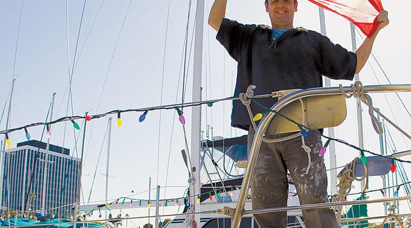 SoCal Liveaboard Sets Sail on 8,000-mile Cruise