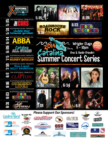 2014 Summer Concert Series hits Avalon