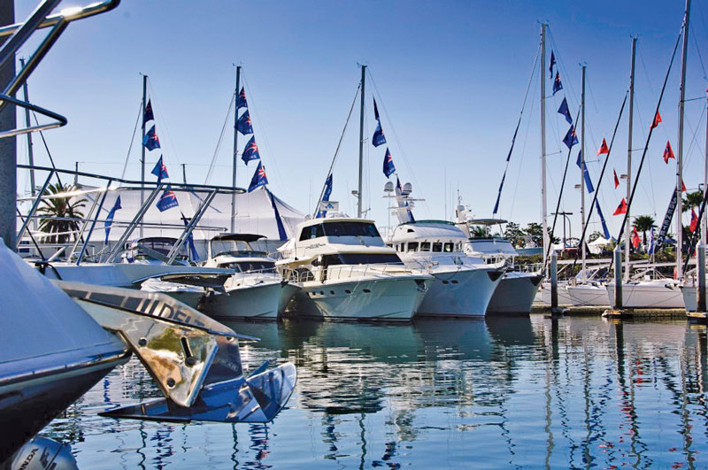 San Diego Sunroad Boat Show Returns Jan. 22