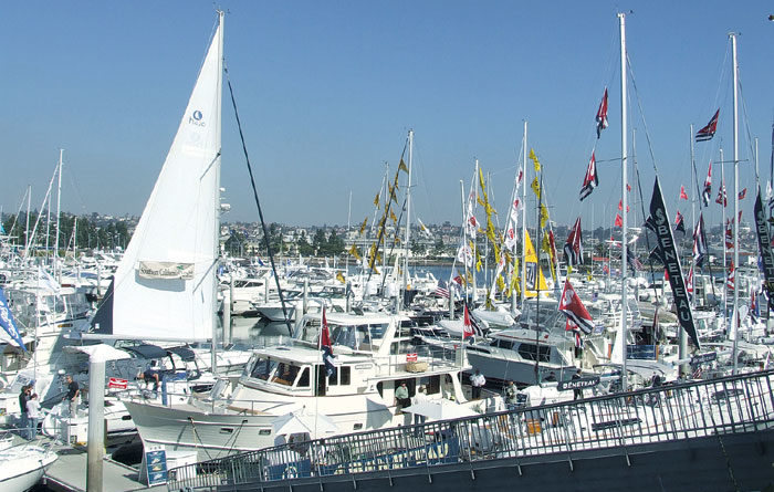 San Diego Sunroad Boat Show Opens Jan. 24