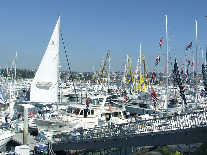 San Diego Sunroad Boat Show Opens Jan. 24