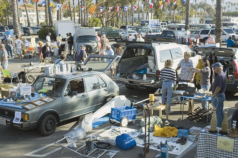 Santa Barbara Nautical Swap Meet Coming May 12