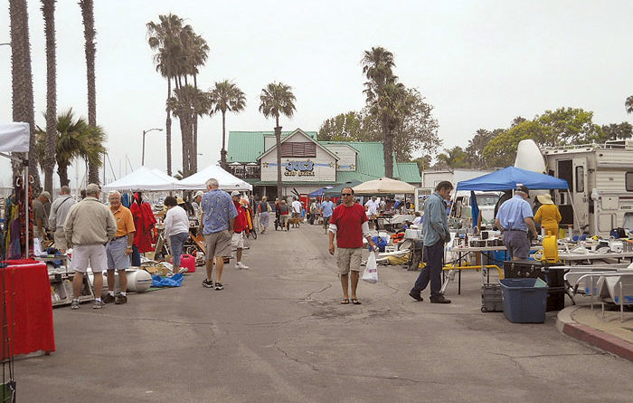 Charity Regatta Swap Meet Coming to Alamitos Bay