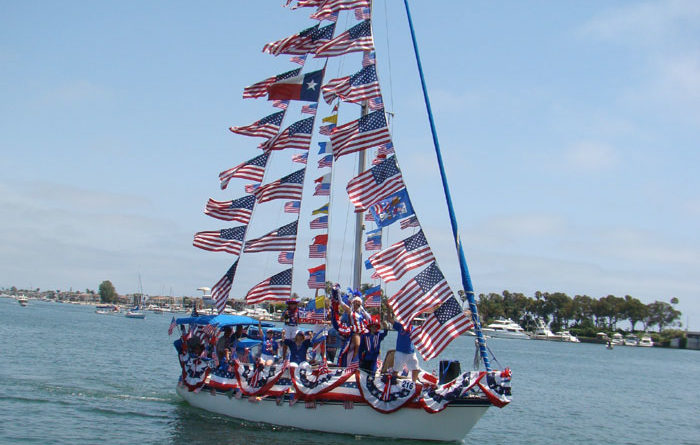 Old Glory Boat Parade Winners Announced