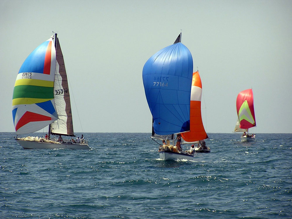 Oceanside YC's Charity Regatta raised funds for The Elizabeth Hospice