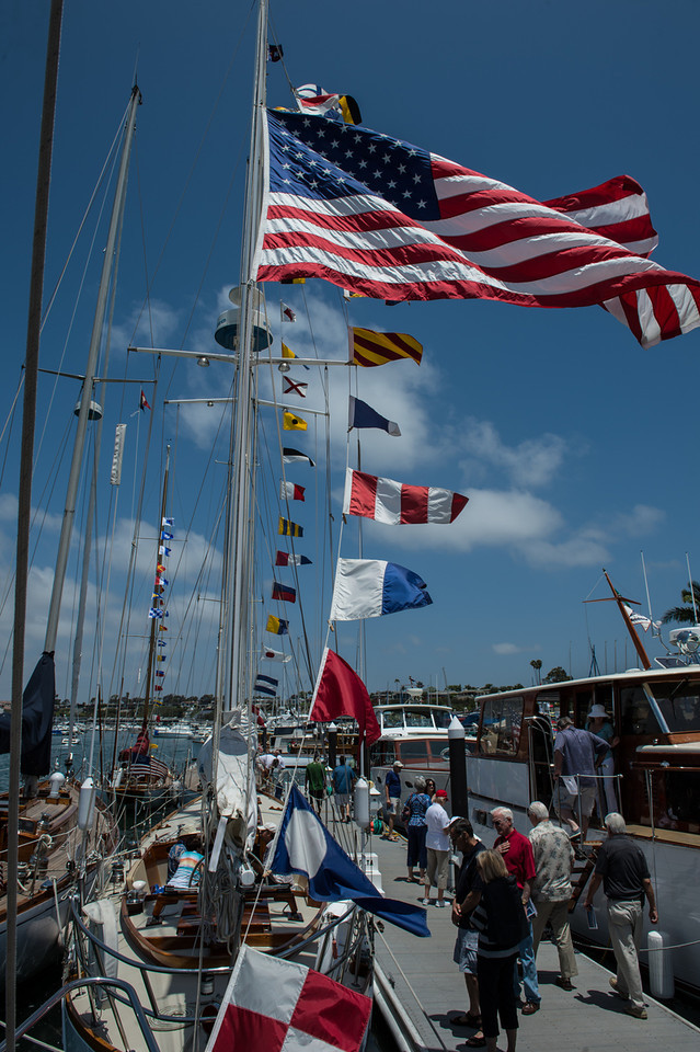 Wooden Boat Festival well received by boaters