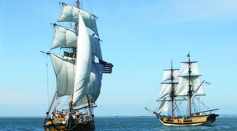 Tall Ships Coming to Ventura Harbor Jan. 24