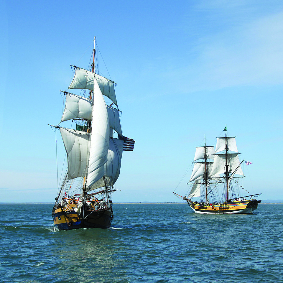 Tall Ships Coming to Ventura Harbor Jan. 24