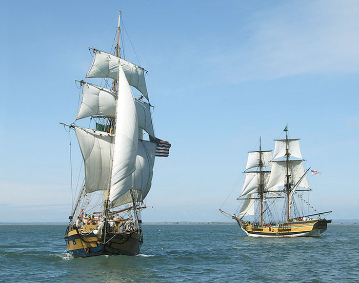 Tall Ship Cannon Battle Coming Dec. 26 and 29