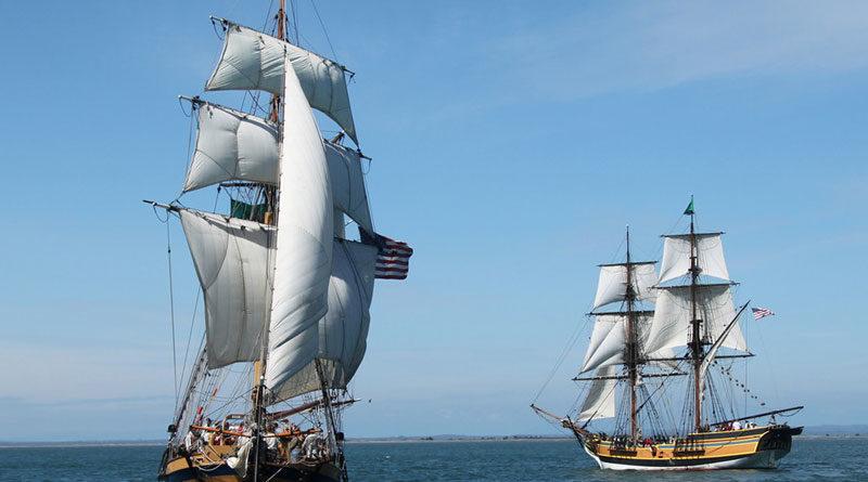Tall Ships Visiting Newport Harbor Through Jan. 11