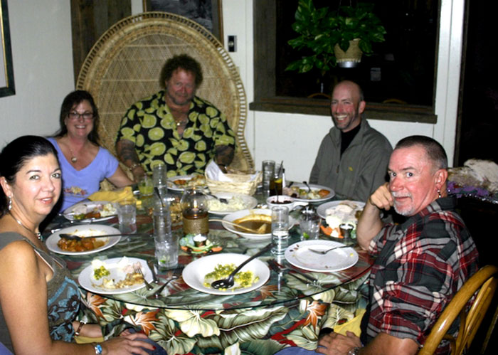 Celebrate an Island-Style Thanksgiving
