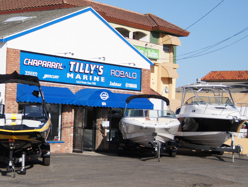 Tilly's Marine Holds Open House in HB, April 14