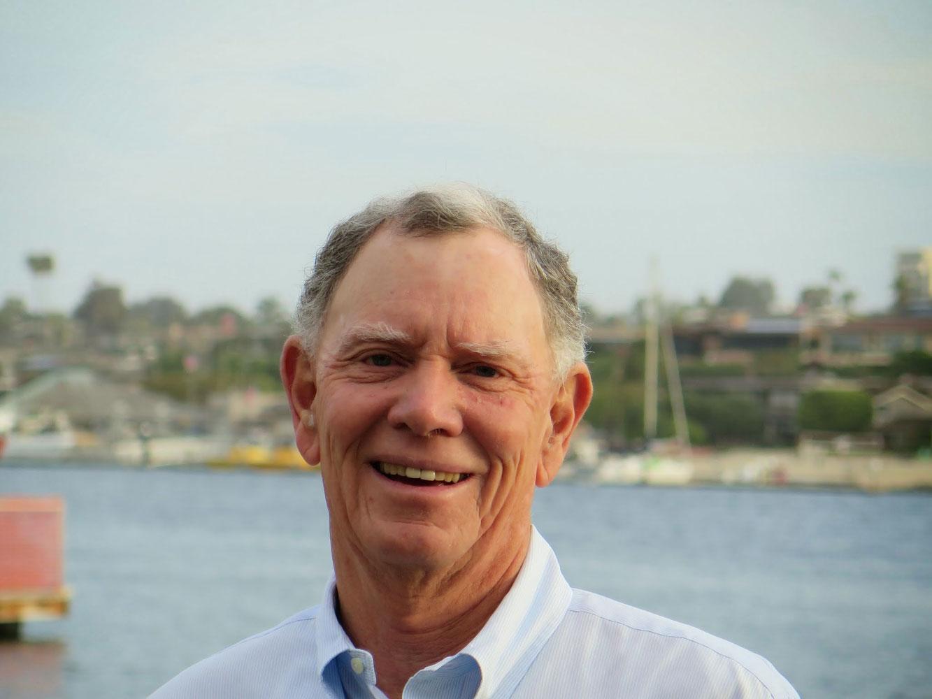 Spotlight on Tim Hogan