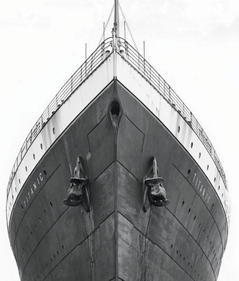 Restaurateur Recreates Titanic Passengers' Last Meal