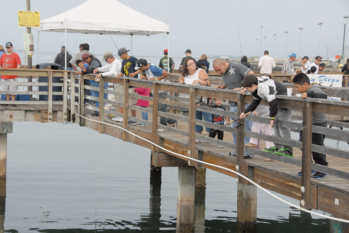Big Bay Fishing Tournament Returns to San Diego