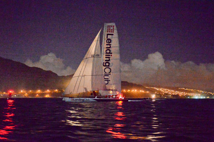 Tritium Is First-to-Finish in Transpac Race