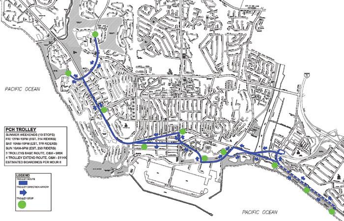 Dana Point Trolley May Run by Summer 2014