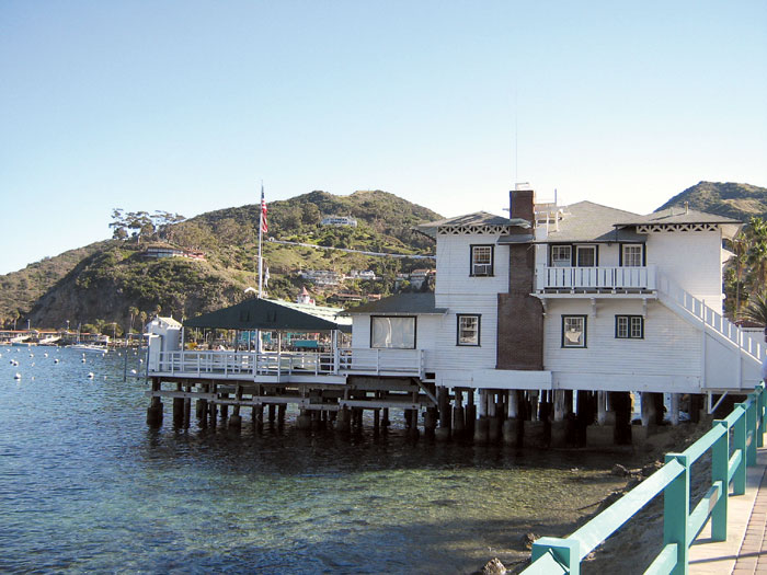 Catalina's Tuna Club Open to Public Aug. 18