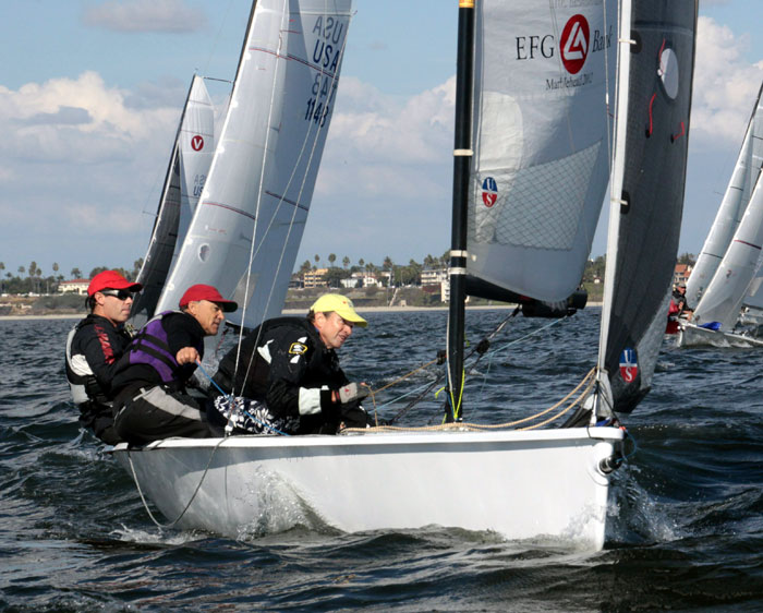 Turkey Day Regatta Set, Despite Yacht Basin Work