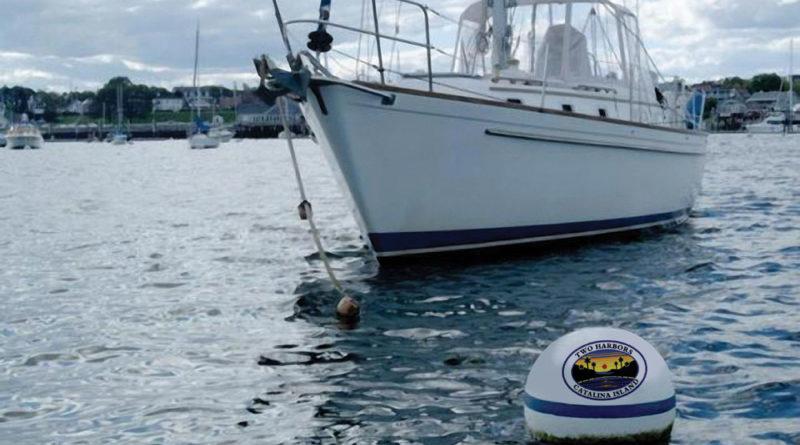 Santa Catalina Island Co. announces new mooring reservation option